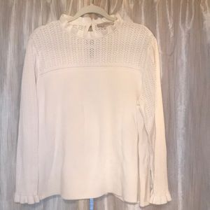 Loft Cream Sweater